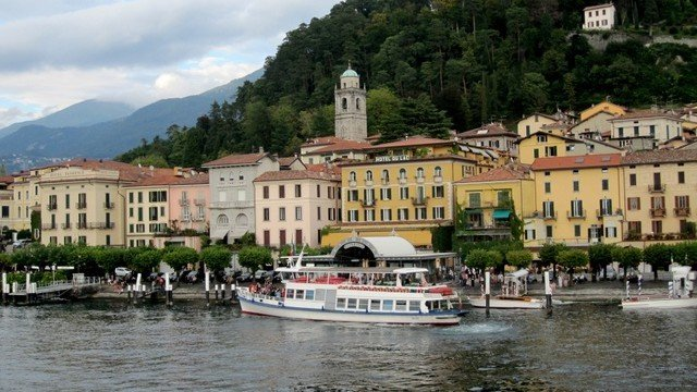 Bellagio on beautiful Lake Como a feature of our flavours of Italy tour