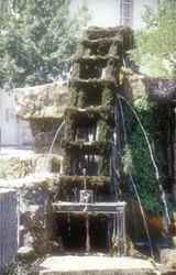 Ancient waterwheel