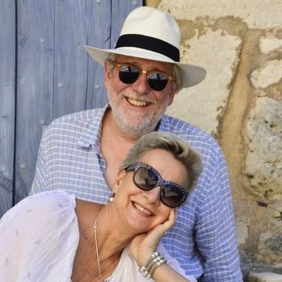 Aroma Tours in Provence with Robbi Zeck and Jim Llewellyn